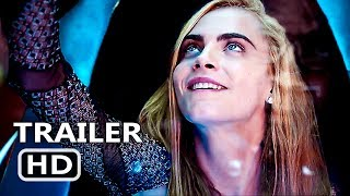 "VALERIAN ""Rihanna is an ALIEN"" Trailer (2017) Cara Delevingne, Rihanna Sci-Fi Movie HD"