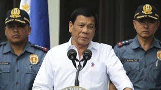 Martial Law Declared In Philippines
