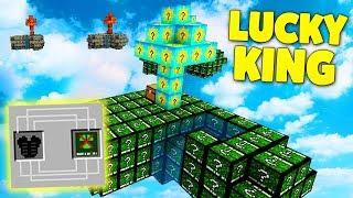 STÄRKSTE MODULAR RÜSTUNG DER WELT - Minecraft Lucky Blocks King