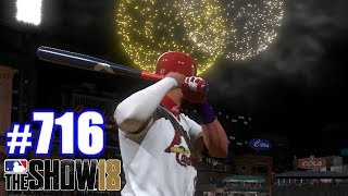 FIREWORKS!   MLB The Show 18   Road to the Show #716