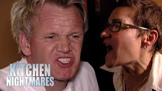 The ANGRIEST Owner Of All Time? | Kitchen Nightmares