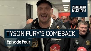 """""""World title by the end of the year!"""" #NoFilterBoxing at Tyson Fury"""