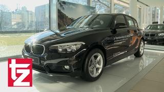 tz-Spendenaktion für Unicef: Gewinnen sie einen BMW 116i im Wert von 30.000 Euro