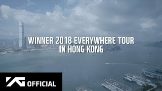 [W-LOG] EP6. WINNER - EVERYWHERETOUR in HONG KONG