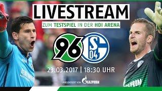 LIVE: Hannover 96 - FC Schalke 04