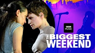 Christine and the Queens - Girlfriend (The Biggest Weekend)