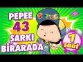 Pepee Şarkıları - 43 Şarkı Bir Arad...mp3