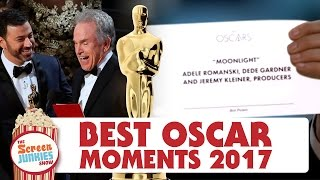 Oscars 2017 Review: Academy Awards Awards – Best Picture Chaos, Moonlight Upsets La La Land!