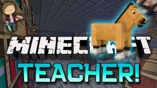 Minecraft: BEST! TEACHER Mini-Game w/Mitch & Friends