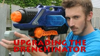 Building the DRENCHINATOR (The Super-Super Soaker)