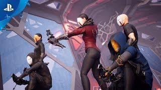 Deathgarden - Announcement Trailer | PS4