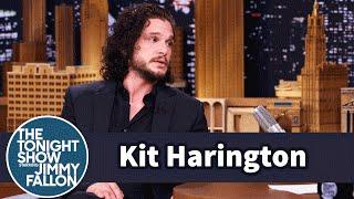 Kit Harington Blabbed About Jon Snow