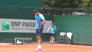 Roland Garros Junior 2014 - Karen KHACHANOV (RUS)