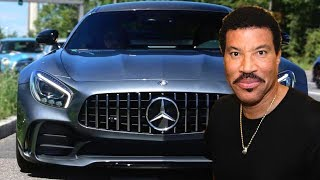 10 most expensive things owned by Lionel Richie