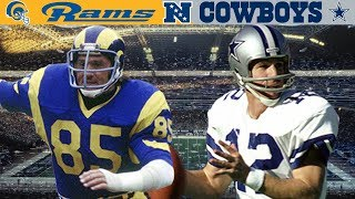 A Playoff Surprise! (Rams vs. Cowboys, 1979 NFC Divisional)