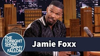 Jamie Foxx Roasted Mike Tyson to His Face