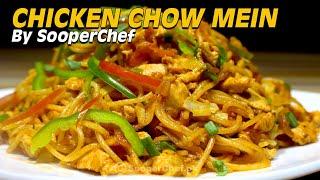 Chicken Chow Mein Recipe - Chicken Noodles - Sooperchef