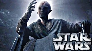 Why Supreme Leader Snoke Refused to Train Kylo Ren - Star Wars: The Force Awakens Theory