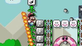 0.00005% Clear Rate   Meet Mario Maker
