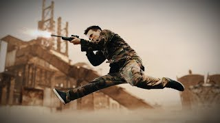 Call of Duty Trickshots In Real Life