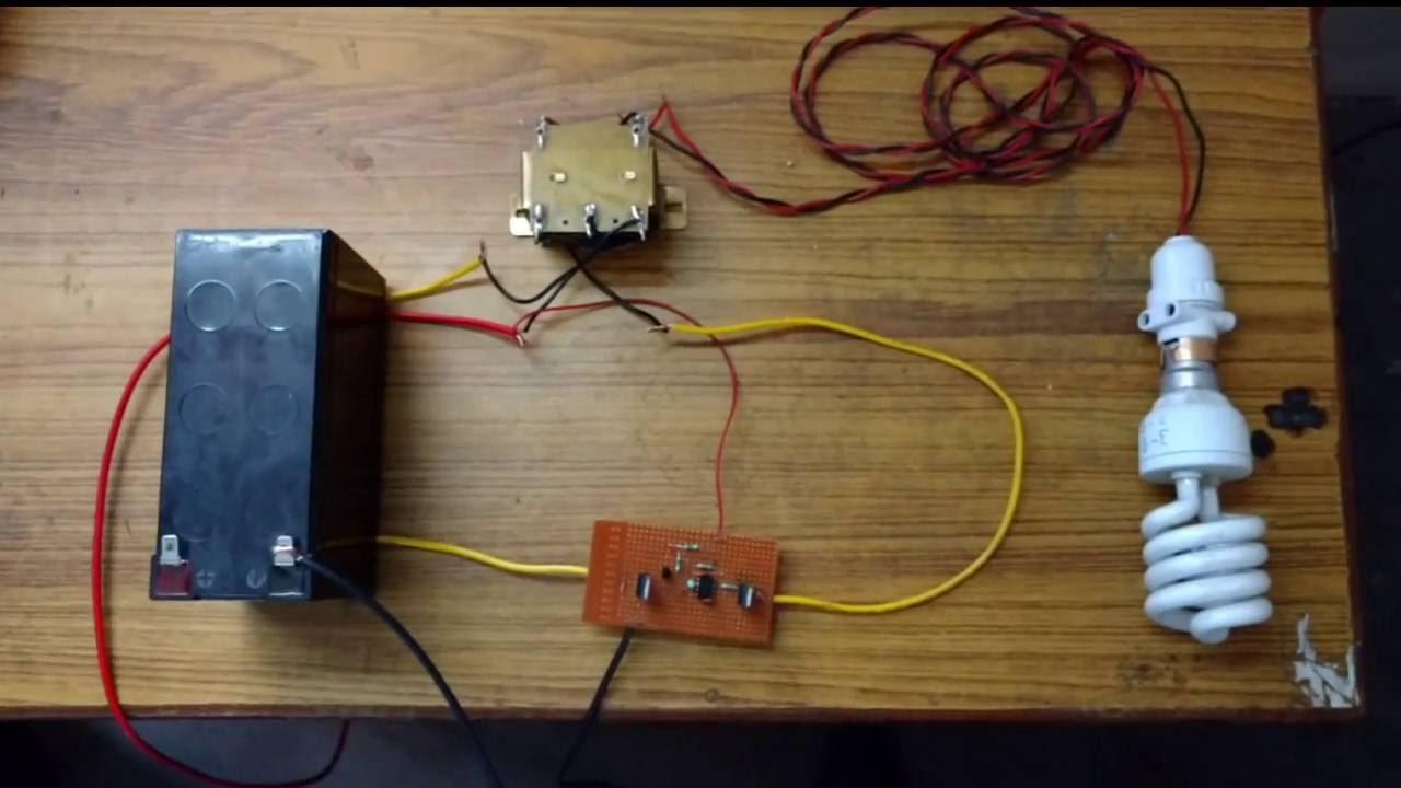 Как сделать переходник из 12 220 вольт