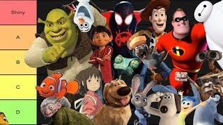 Every Best Animated Feature Winner Ranked