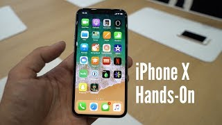iPhone X im Hands-On (deutsch): Erster Eindruck zum Zukunfts-iPhone