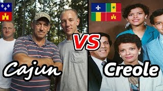 Louisiana Creole and Cajuns: What