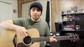 My top 3 easy acoustic guitar covers - beginner friendly!