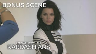 """KUWTK   Kendall Jenner Looks Back on Her """"Ugly"""" Years   E!"""