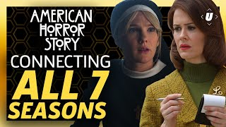 How All 7 Seasons Of American Horror Story Are Connected!