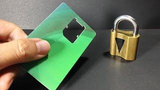 4 Amazing life hacks with Locks