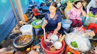 HUGE Street Food Tour of VIETNAM | MOST UNIQUE Street Food in Vietnam | HUE