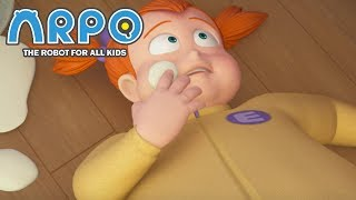 ARPO The Robot For All Kids - Emm Takes The Cake   Full Episode   Cartoon for Kids