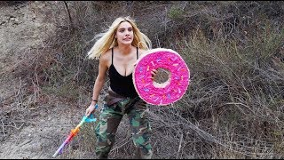Latino Hunger Games | Lele Pons