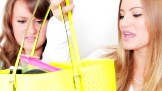 WTF IS IN YOUR BAG? | iJustine