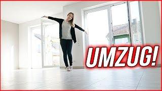 UMZUGSTAG!!! HAUSTOUR & KRASSES HAAREXPERIMENT - Kathi2go