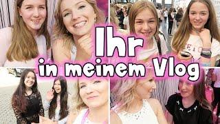 IHR IN MEINEM VLOG! GLOWCON Düsseldorf 2017 - Kathi2go