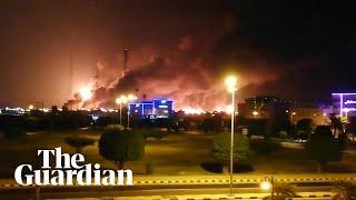 Saudi Arabia: major fire at world