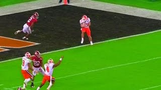 Clemson  Alabama Highlights  National Championship Highlights video 2017