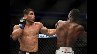 UFC 241: Paulo Borrachinha analisa a sua última vitória