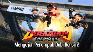 Klip BoBoiBoy The Movie: Mengejar Perompak Dobi Bersiri!