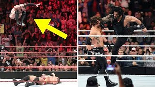 Top 10 BEST Finishers In WWE Today