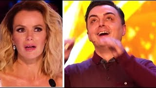 GOLDEN BUZZER: Magician STUNS The Judges And Brings Them To TEARS!   Britain