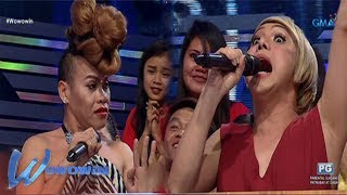 Wowowin: DonEkla, nag-voice lesson sa 'Will to Win'