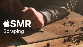 Apple ASMR — Satisfying woodshop sounds