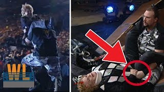 This Hand Signal Can Save a Wrestler From Being Seriously Injured! WWE Secrets You Didn