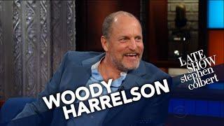 Woody Harrelson Gets