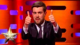 Benedict Cumberbatch and Jack Whitehall Big Up Aberdeen - The Graham Norton Show