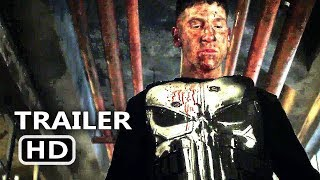 THE PUNISHER Official Trailer (2017) Netflix TV Show HD